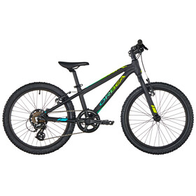 "ORBEA MX Dirt Børnecykel 20"" sort"